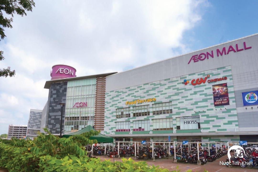 Aeon Mall Quận Tân Phú