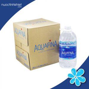 Thùng nước Aquafina 5L