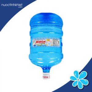 Nước uống Bidrico 19L đóng bình