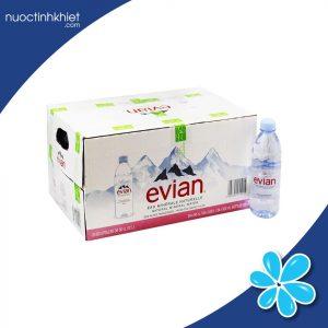 Nước khoáng Evian 500ml