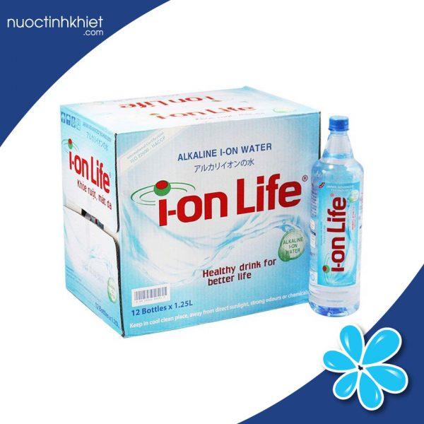 Thùng nước ion kiềm Ion Life 1.25L