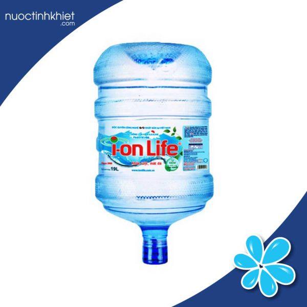 Nước ion kiềm Ion life 19L