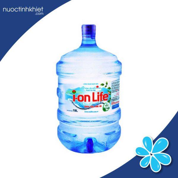 Nước ion kiềm Ion life 19 lít
