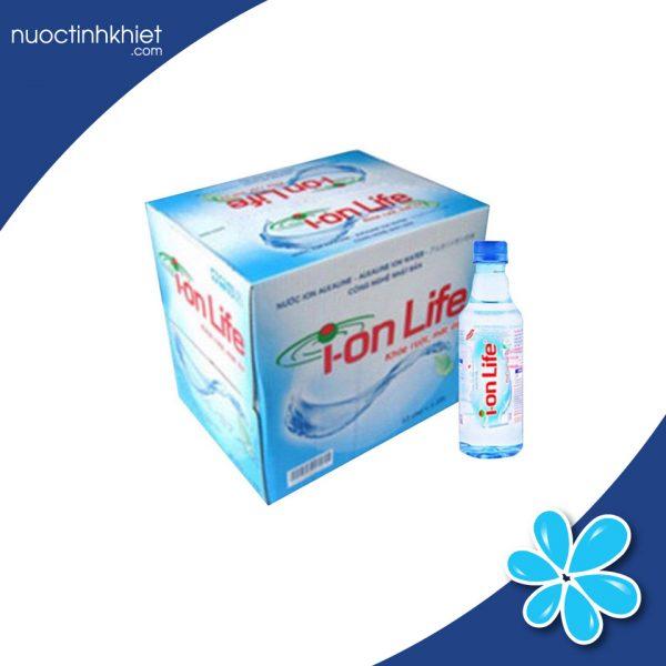 Thùng nước uống Ion Life 330ml