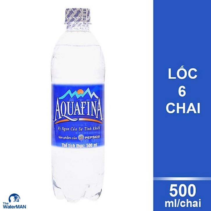 Giao nước tinh khiết Aquafina tận nhà