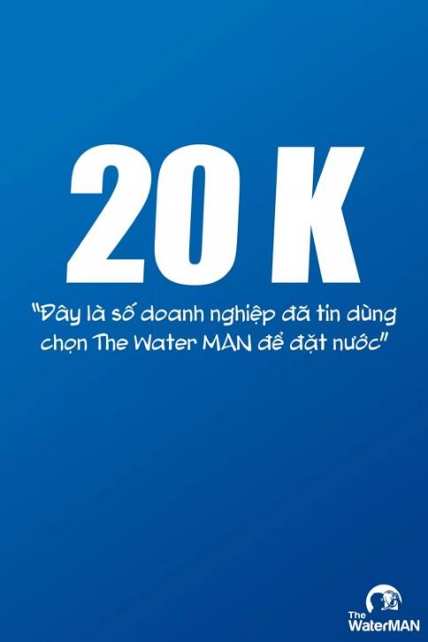 20000 doanh nghiệp tin tưởng