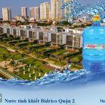 Đại lý nước tinh khiết Bidrico Quận 2
