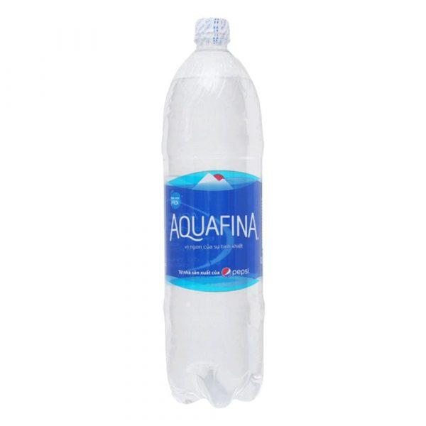nước tinh khiết Aquafina 1.5L
