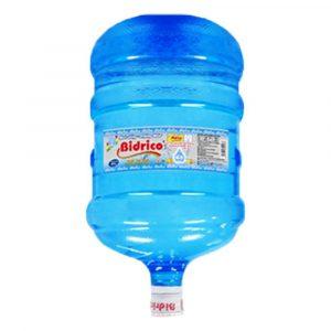 Nước tinh khiết Bidrico đóng bình úp 19L
