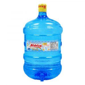 Nước tinh khiết Bidrico bình có vòi 19L