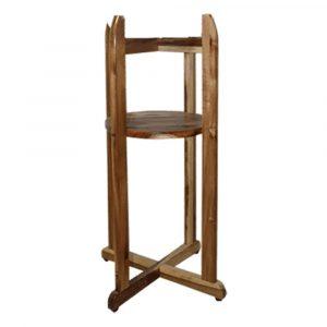 Chân kệ bằng gỗ
