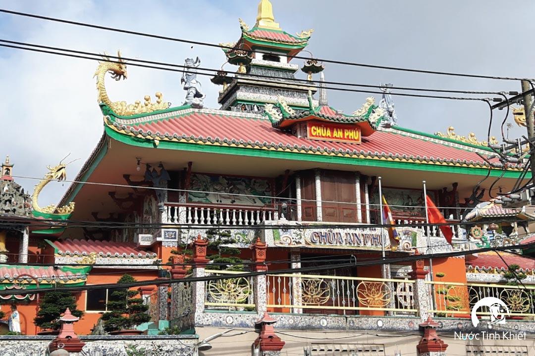 Chùa An Phú tại Quận 8