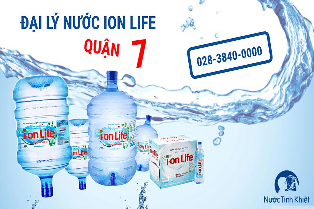 đại lý nước kiềm ion life quận 7
