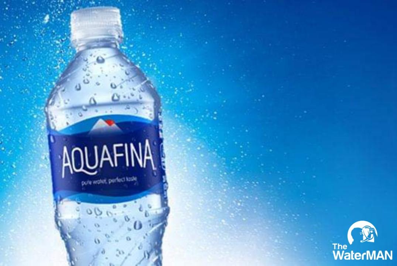 Giao nước Aquafina