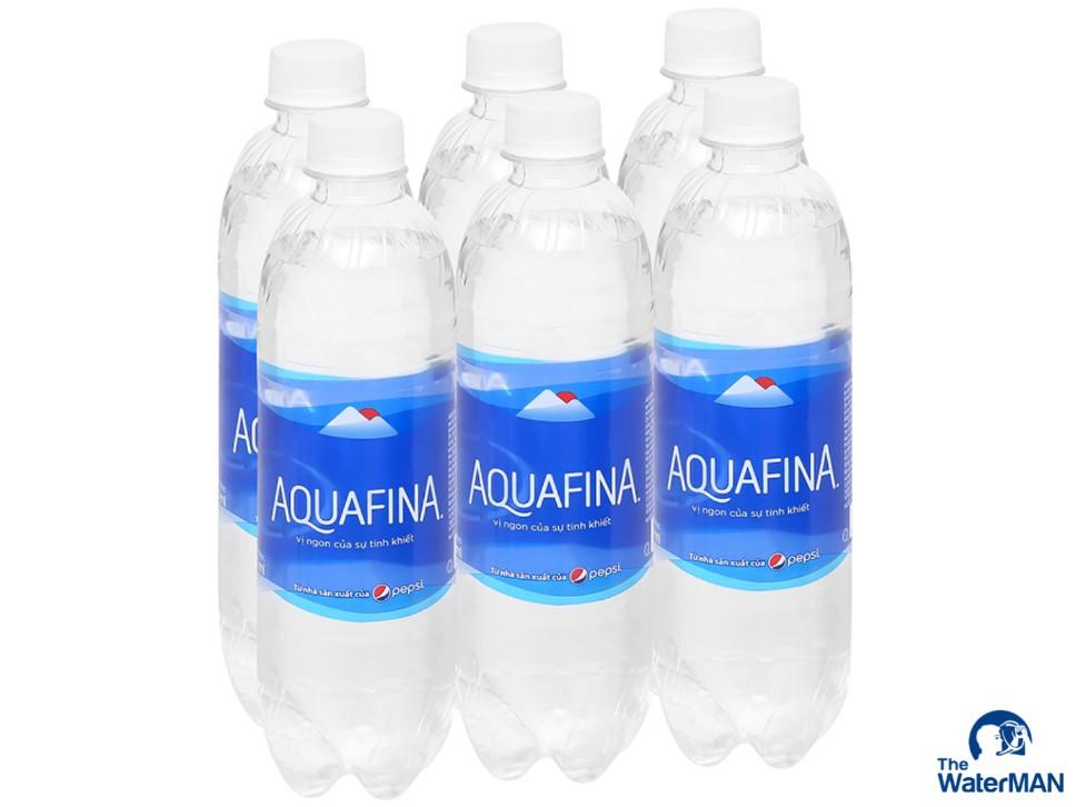 Mua nước tinh khiết Aquafina