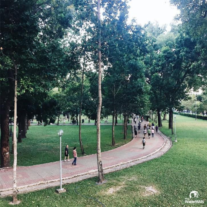 Công viên Gia Định - lá phổi xanh của Sài Gòn