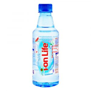 nước ion kiềm ion Life 330ml