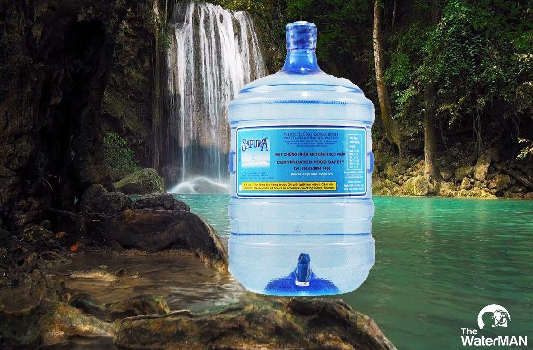 nước sapuwa quận 5