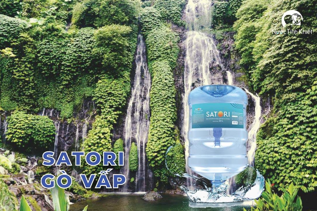 Bình nước Satori 20L loại úp ngược