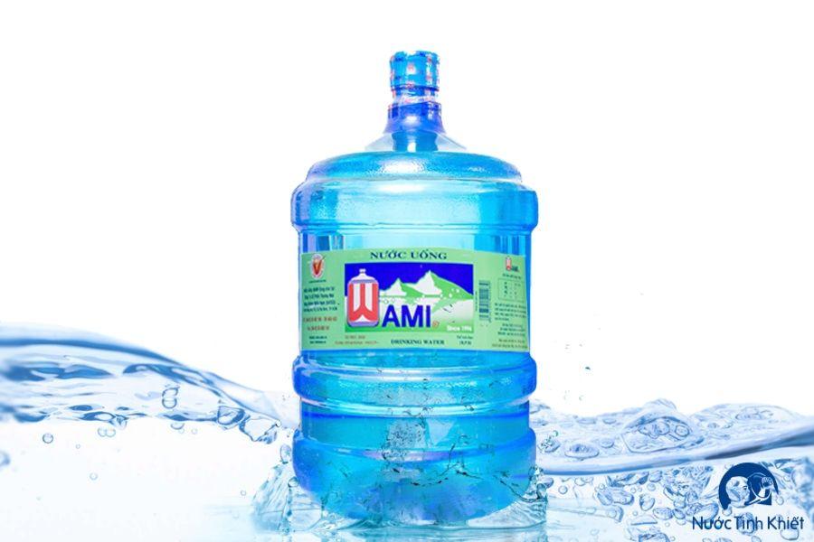 Đại lý nước tinh khiết Wami quận 1