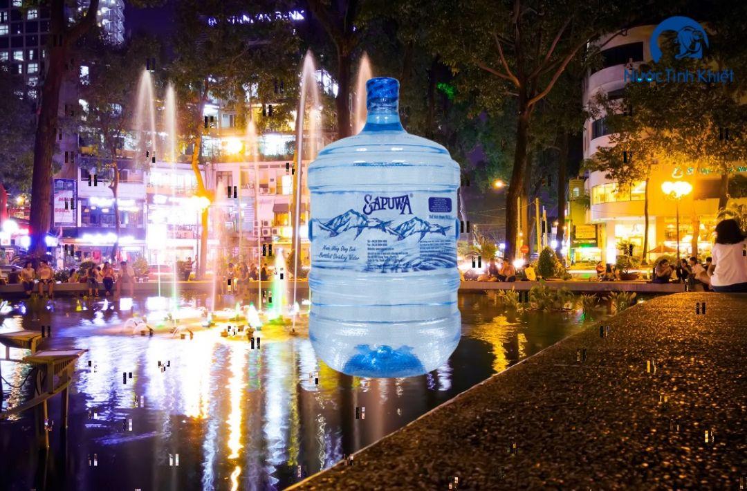 nước uống sapuwa quận 3