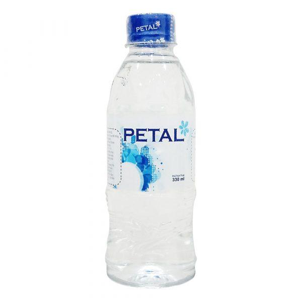nước tinh khiết PETAL 330ml