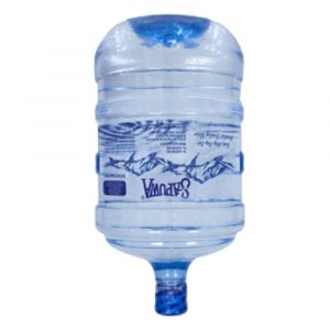 Nước tinh khiết Sapuwa đóng bình úp 19L