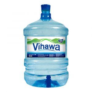 Nước tinh khiết Vihawa bình có vòi 20L